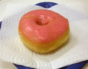 Cosmopolitan Donut