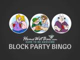 <b>Block Party Bingo</b>  <i>Outdoor Game</i>
