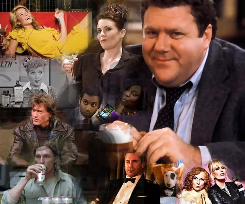 TVs Best Loved Drunk TV Characters
