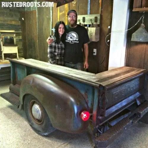 Pick Up Truck Bar