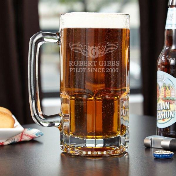 Flight Pilotwings Colossal Beer Mug