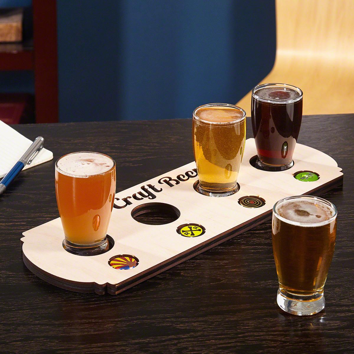 Beer Flight Holder