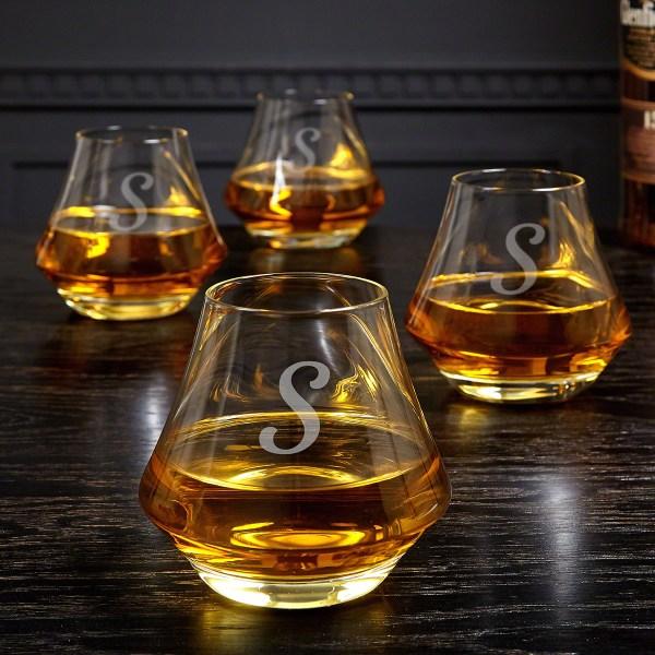 Scotch Whiskey Glasses Set