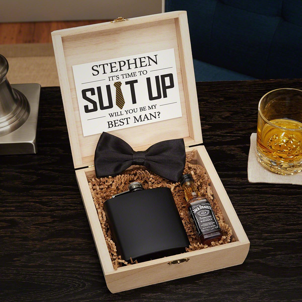 personalized groomsmen gifts and