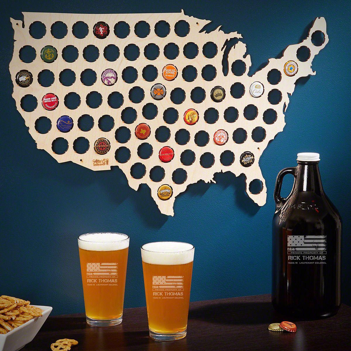 american heroes custom beer