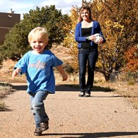 Single Moms Can Buy a Home in Santa Fe with Homewise