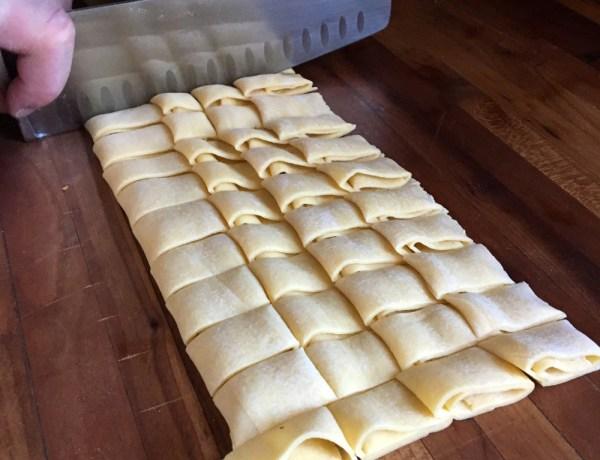 Wide Hand-cut Noodles
