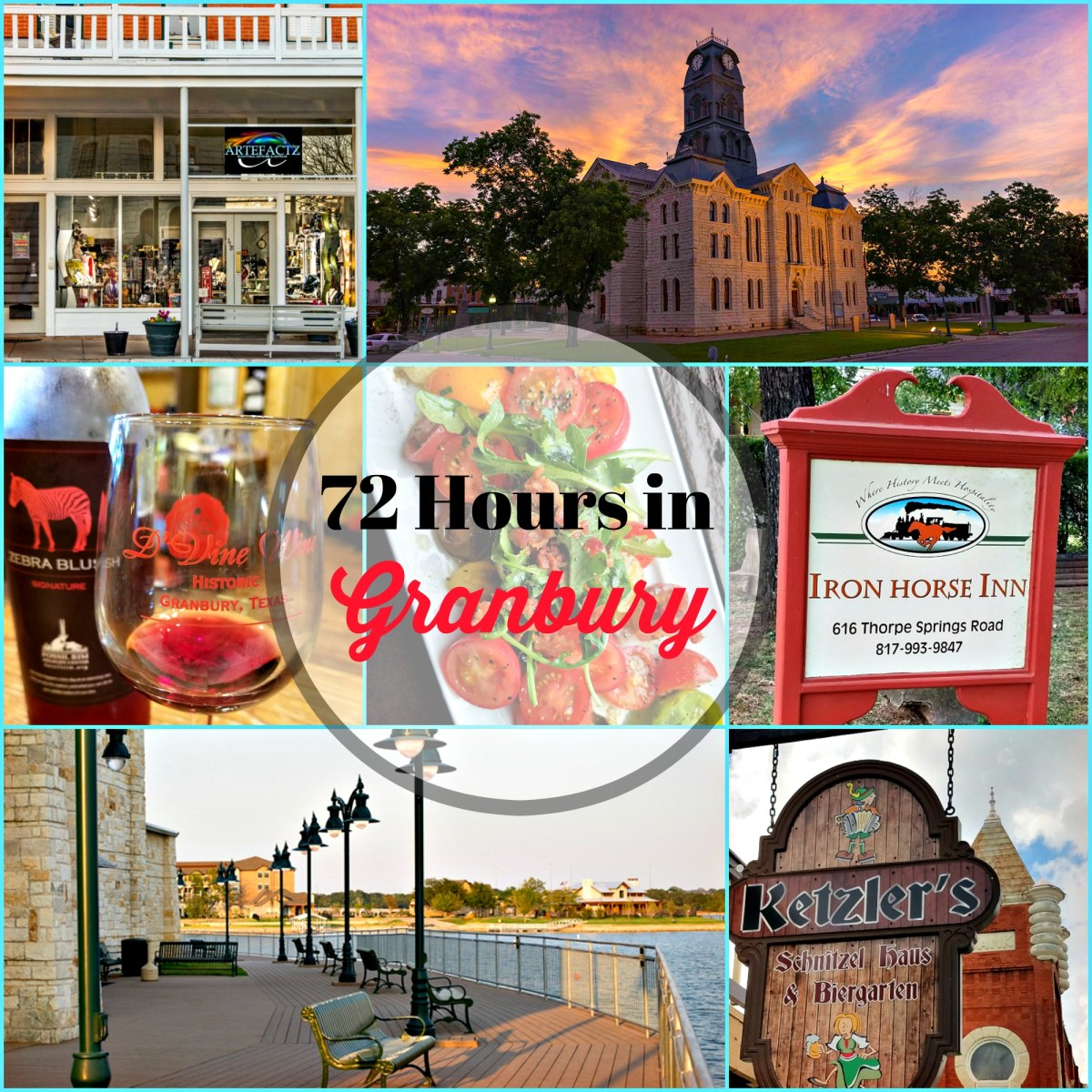 72 Hours in Granbury, Texas