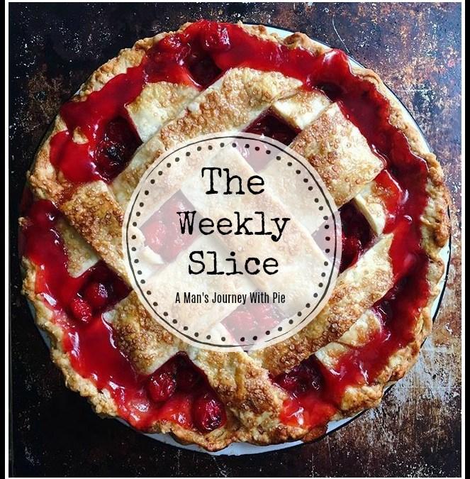 The Weekly Slice:  Vinegar Pie Recipe