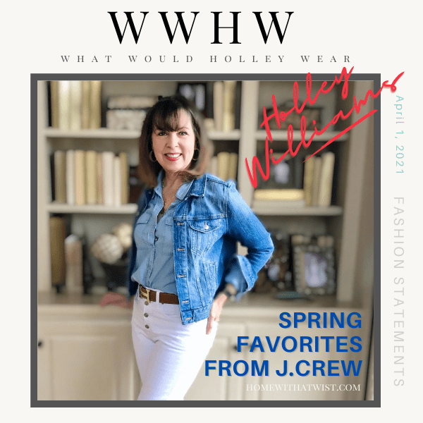 Spring Favorites from J.Crew