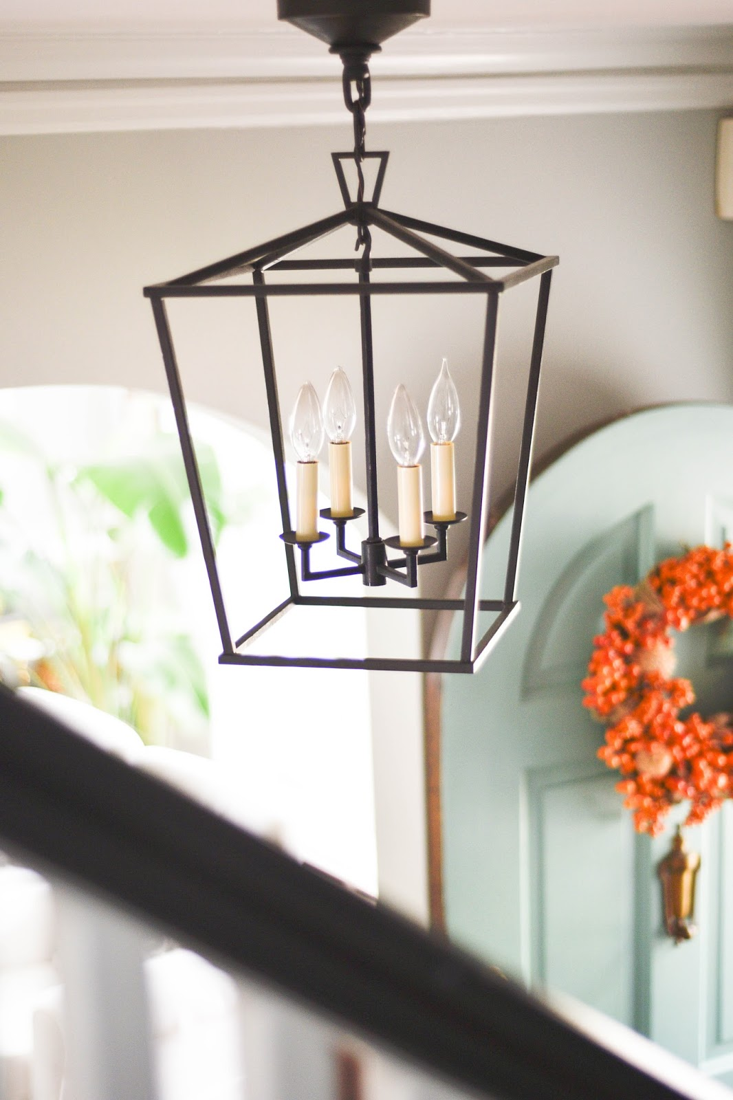 Foyer Lantern Chandelier  Home with Keki
