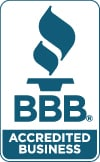 We have A+ Rating with Better Business Bureau