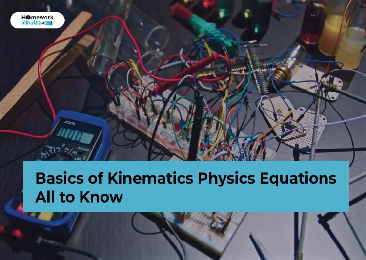 Basics-of-Kinematics-Physics-Equations-All-to-Know