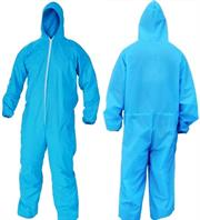 Homeworld Non Woven Disposable Full Body Coverall Suit -Size