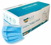 Homeworld XYT Branded 3 Ply Disposable Face Mask with Earloo