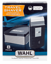 Wahl Rechargeble Travel Shaver