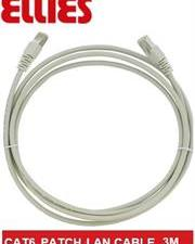 Ellies CAT6 SFTP 3m Network Patch Cable