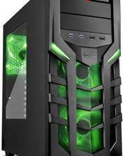Sharkoon (4044951018208) DG7000 ATX Tower PC Gaming Case Gre