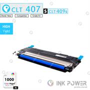 InkPower Generic Samsung CLT-K407S for use