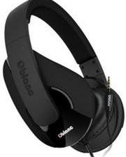 OBlanc Shell NC3-1 2.0 Channel Headphones+ In-line Microphon
