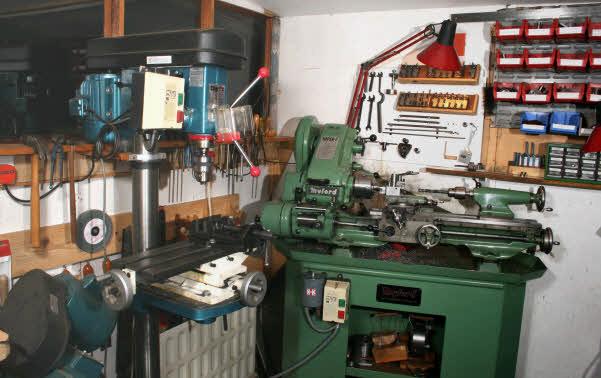 The Metalworks Workshop