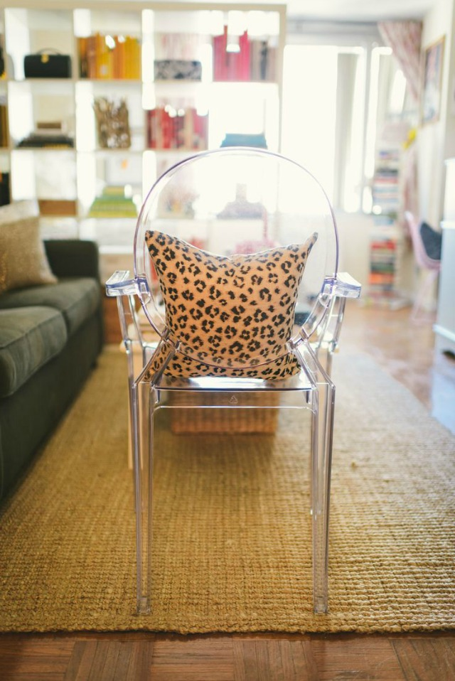 armless ghost chair workpro executive inspiration - homey oh my