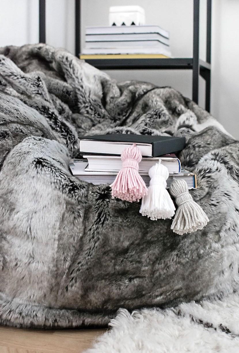 Tassel Bookmarks- DIY