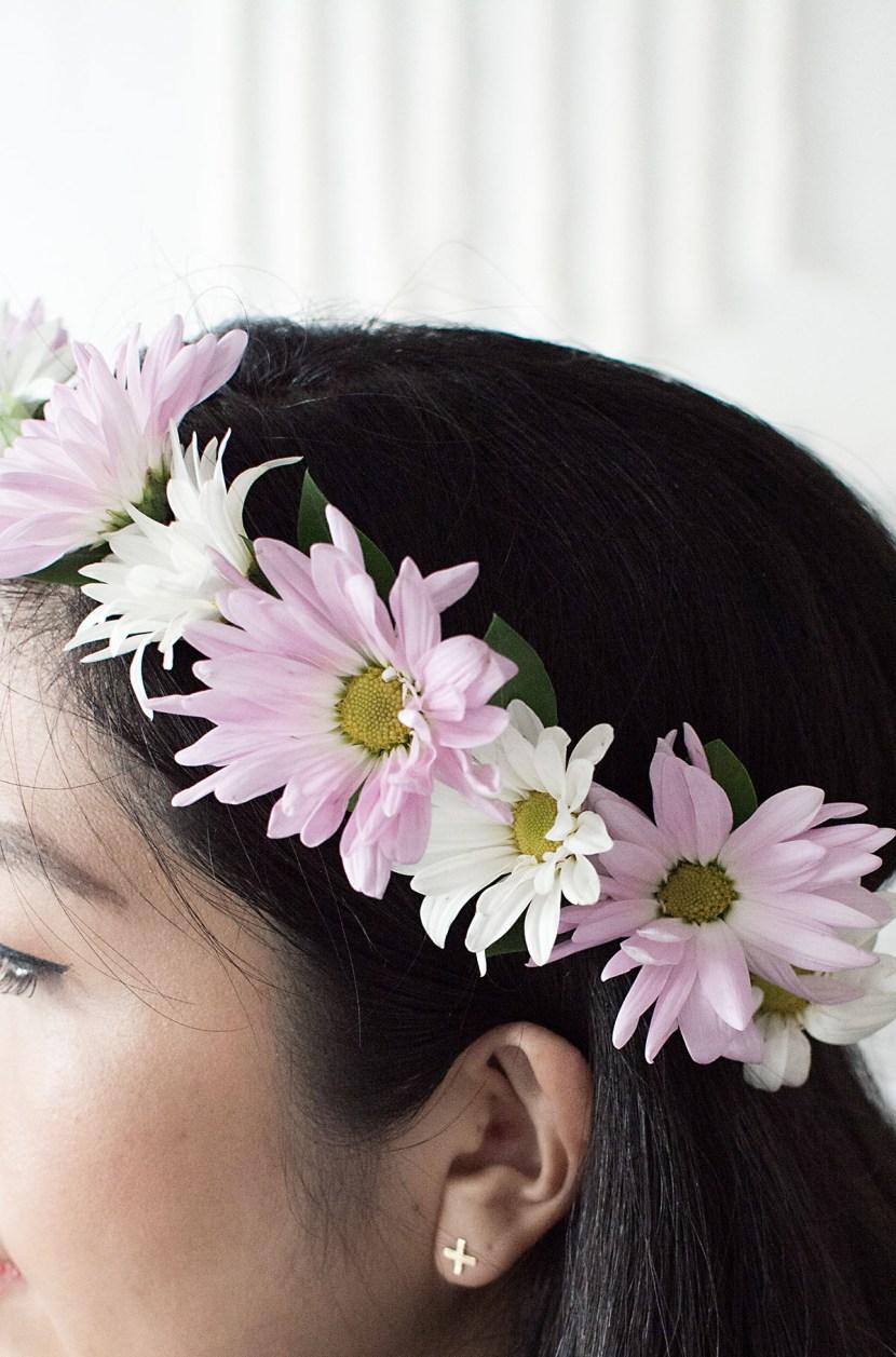 DIY- Flower Crown