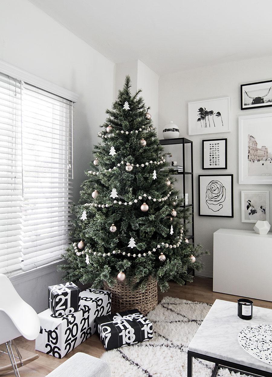 Image result for Scandinavian christmas tree