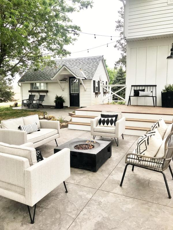 Modern Outdoor Spaces - Homey