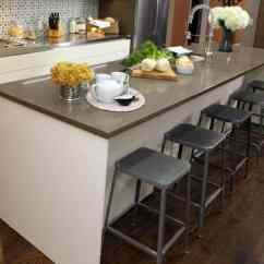 Kitchen Island Bar Stools Sink Drain Installation Design Ideas With Seating Smart Tables