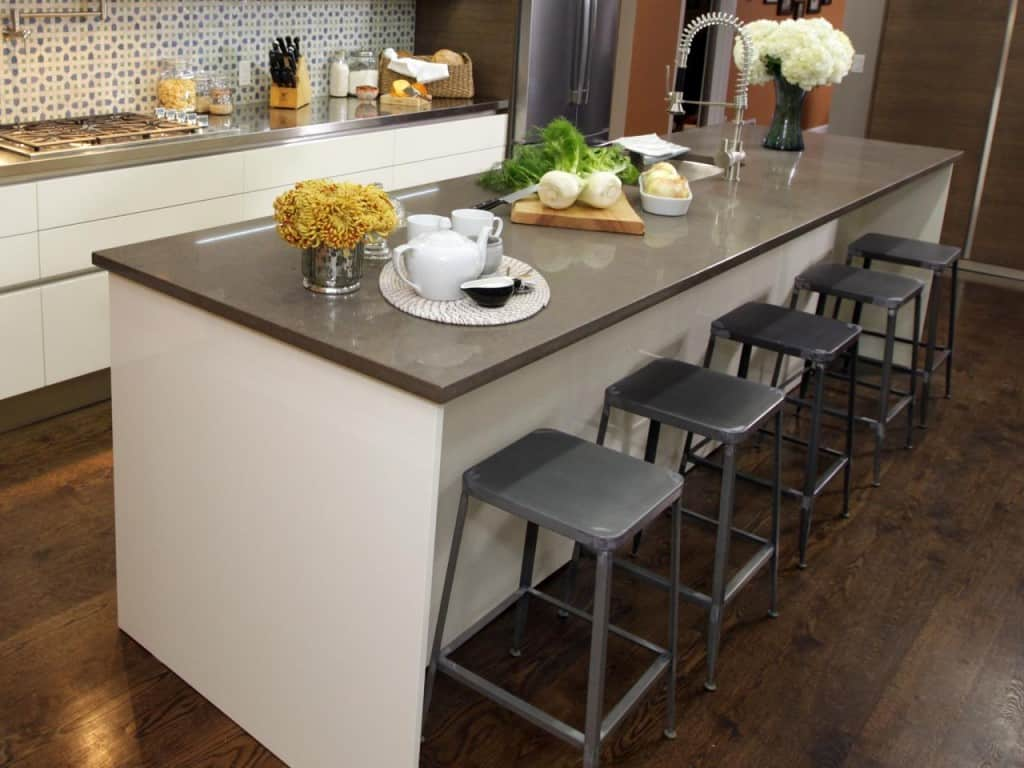 kitchen island with bar stools little helper stool design ideas seating smart tables