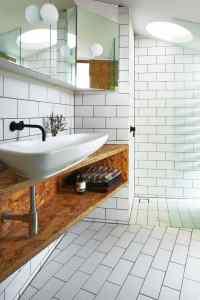 27 Splendid Contemporary Small Bathroom Ideas