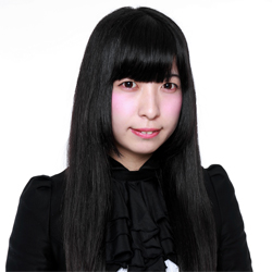 Suzuki Ayame, leader of Japanese progressive metal idol group Mugen Regina