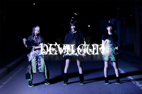 Idol trio Devil Gun data-recalc-dims=