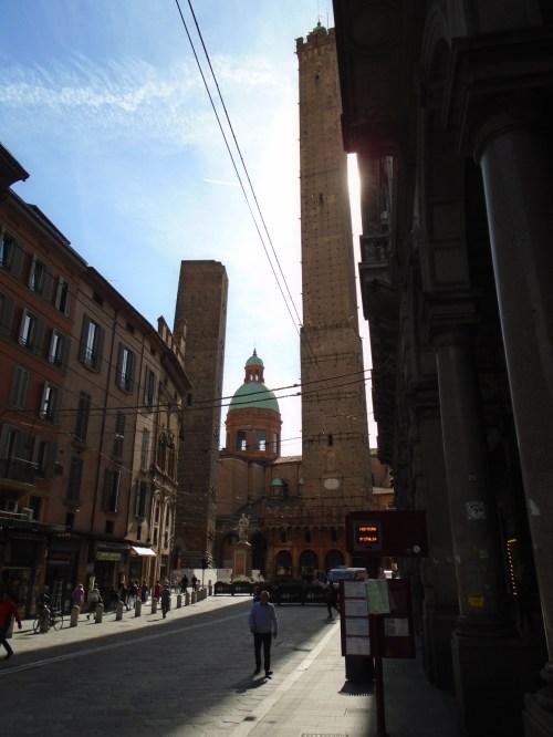 Le Due Torri, Bologna