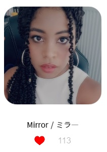 Mirror from WACKchin