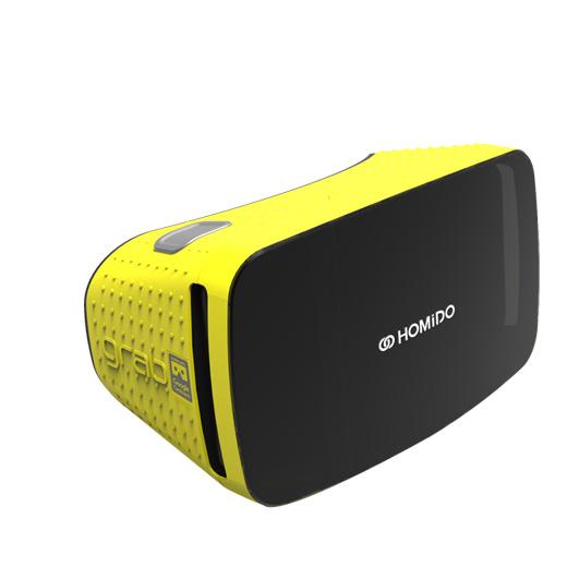 VR スマホ ゴーグル, 【公式】スマホ VR FPV ゴーグル HOMiDO