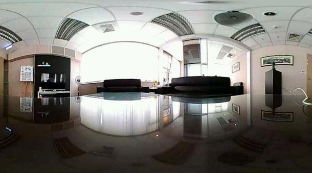 , ICE記事:安心感が段違い。お部屋を360度見守れるカメラ『I.C.E 360』
