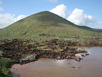 Ile Floreana - lagune