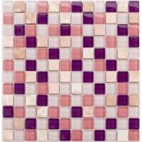 Stone Glass Mosaic Sheets Square Tiles Cheap Marble Tile ...