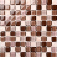 Stone and Glass Mosaic Tile Square Tiles Cheap Marble Tile ...