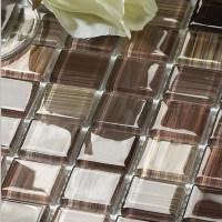 Wholesale Crystal Glass Tile Backsplash Kitchen Ideas Hand ...