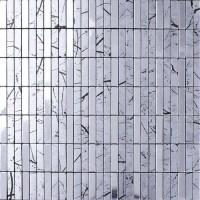 Wholesale Metallic Mosaic Tile Aluminum Panel Wall ...