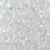 Wholesale Mother of Pearl Tile White Square Shell Tiles ...