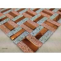 Mosaic Mirror Tiles Sheets