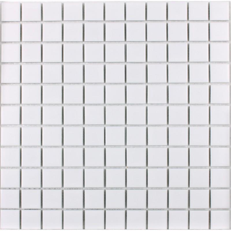 Wholesale Porcelain Tile Mosaic White Square Surface Art