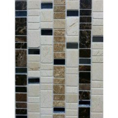 Penny Tile Backsplash Kitchen Fruit Decor For Stone Bathroom Wall Cheap