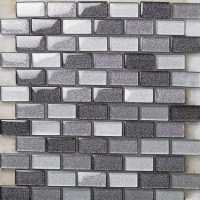 Crystal Glass Tile Sheets Subway Kitchen Backsplash Tiles ...