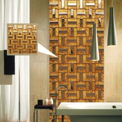 Grey Kitchen Backsplash Sink Rack Metal And Glass Tile Stainless Steel Wall ...
